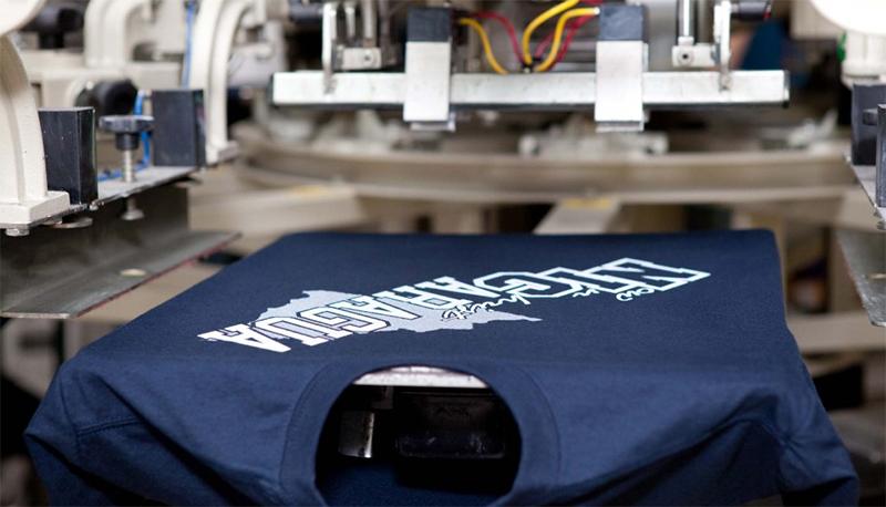печать по футболкам