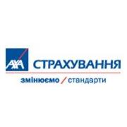 Логотип AXA Страхування