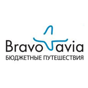 Логотип Bravo avia