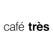 Логотип cafe tres