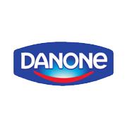 Логотип Danone